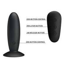 Load image into Gallery viewer, Mr Play Remote Control Vibrating Anal Plug
