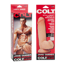 Load image into Gallery viewer, COLT Icon Series Jake Tanner Realistic Dildo