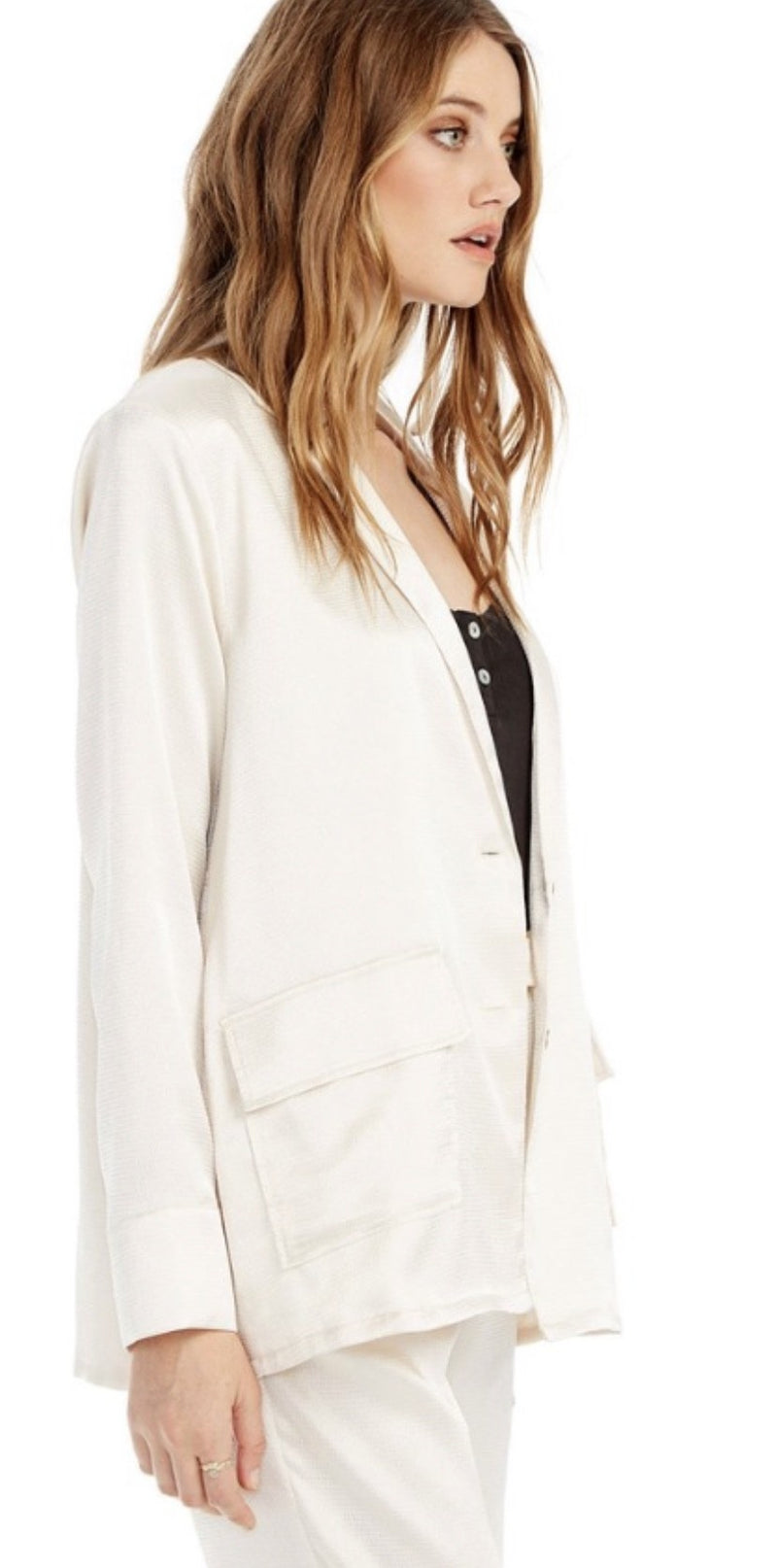 Saltwater Luxe Light Weight Lined Jacket