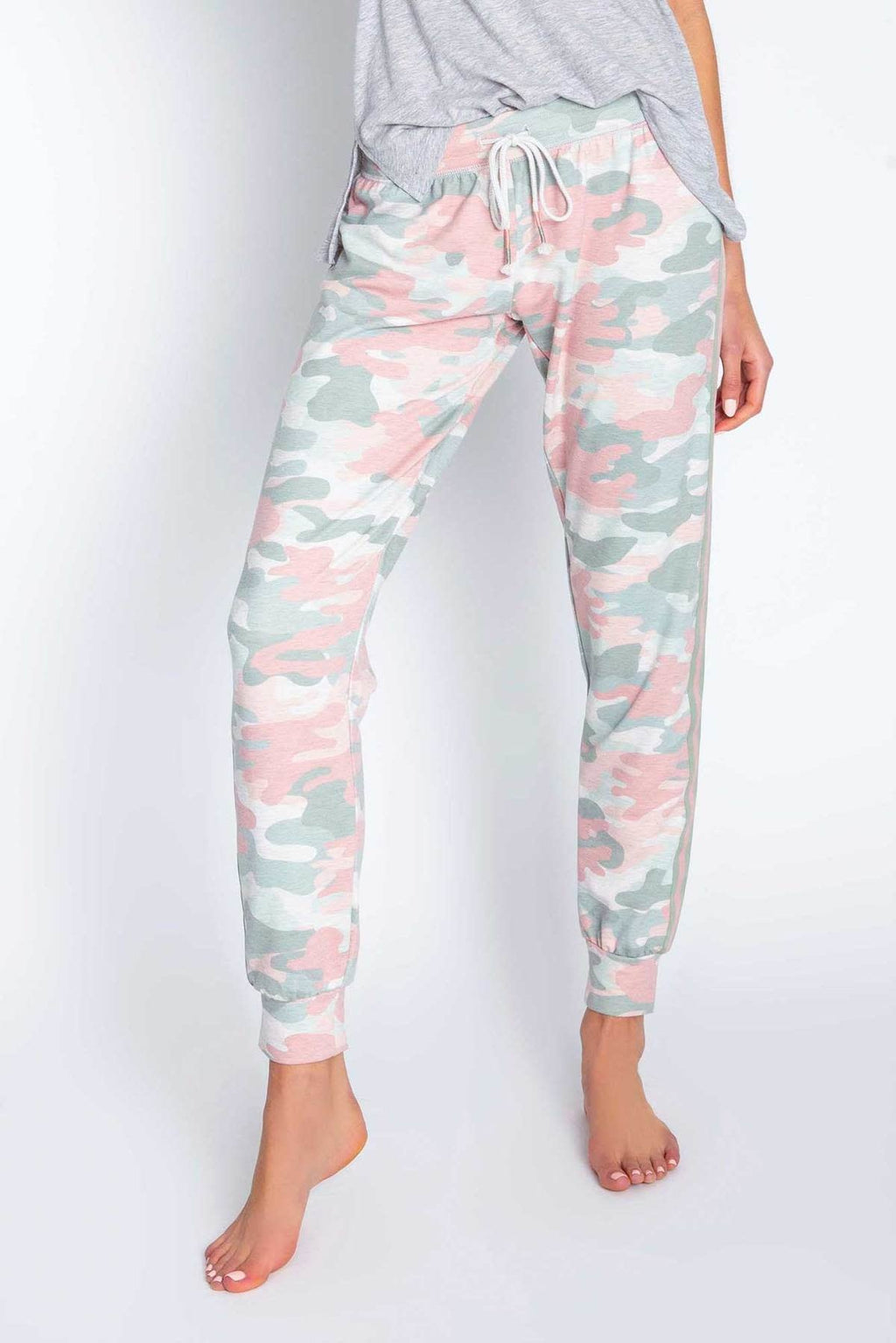 P.J. Salvage Camo In Color Joggers