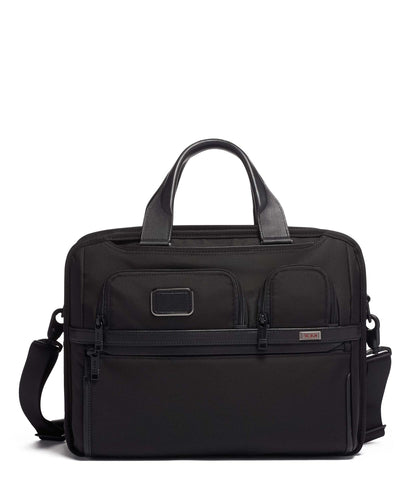 Alpha - T-Pass Expandable Laptop Brief (5948334866596)