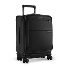 "Load image into Gallery viewer, Baseline - Softsdie Commuter Carry-On Expandable Spinner 19"" (5889812988068)"