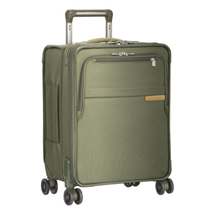 "Baseline - Softside Commuter Carry-On Expandable Spinner 19"" (5889812988068)"