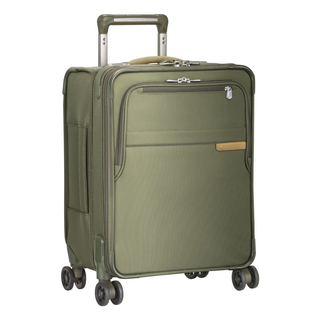 Baseline - Softside Commuter Carry-On Expandable Spinner 19