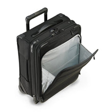 "Load image into Gallery viewer, Baseline - Softside Commuter Carry-On Expandable Upright (2-Wheel) 19"" (5889837498532)"