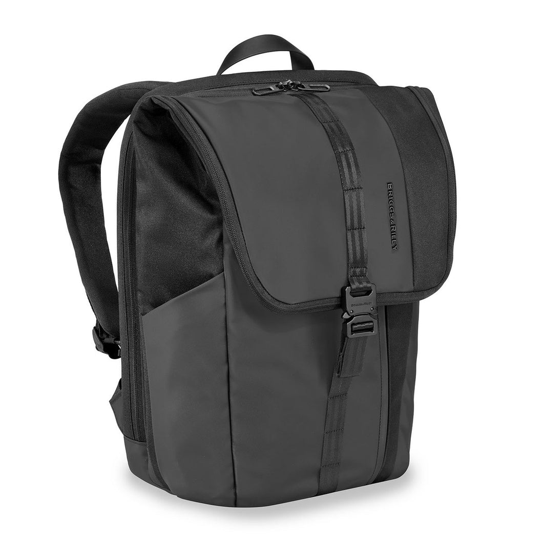 Delve - Large Fold-over Backpack (5810601197732)
