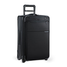 "Load image into Gallery viewer, Baseline - Softside Domestic Carry-On Expandable Upright (Two-Wheel) 22"" (5660649062564)"