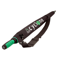 Load image into Gallery viewer, Cyclone - Large Stick Umbrella with Shoulder Strap (5776170287268)