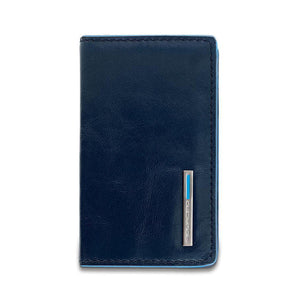 Blue Square - Business Card Holder (5888432177316) (5942557474980)