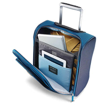 "Load image into Gallery viewer, Eco-glide - Softside Wheeled Underseater Carry-on (17"") (6021589696676)"