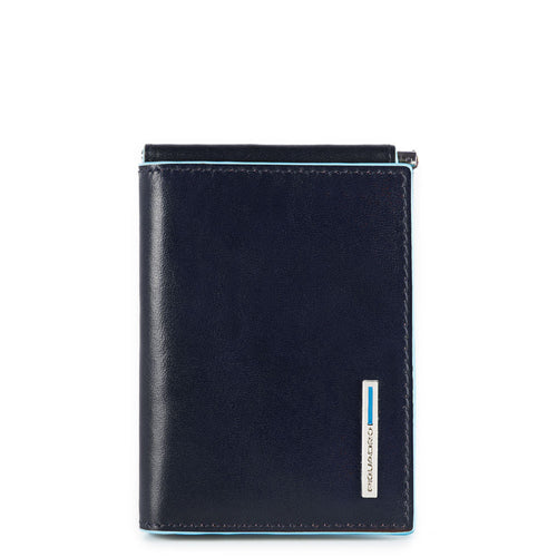 Copy of Blue Square - Men's Wallet with Coin Case and ID (5888243859620) (5942536896676)