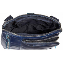 Load image into Gallery viewer, Blue Square - Shoulder Pocket Bag (5884387164324) (5942455337124)