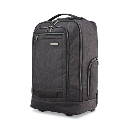 Modern Utility - Softside Convertible Wheeled Backpack (6677530968228)