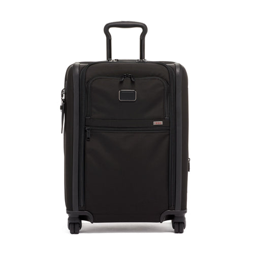 Alpha 3 - Softside Continental Dual Access 4 Wheeled Carry-On (22