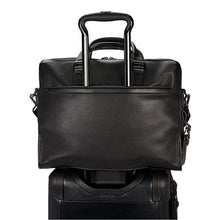 Load image into Gallery viewer, Harrison - Seneca Slim Leather Briefcase (5950859444388)