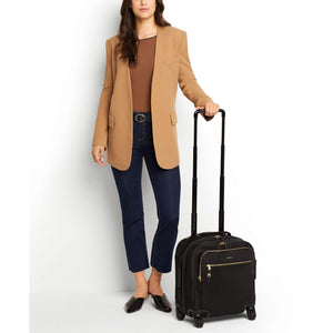 Voyageur - Softside Osona Compact Carry-On (5878483779748)