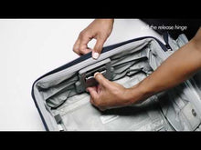 Load and play video in Gallery viewer, Baseline - Softside Commuter Carry-On Expandable Spinner 19""