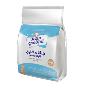 Akkawi Cheese low fat (250g)