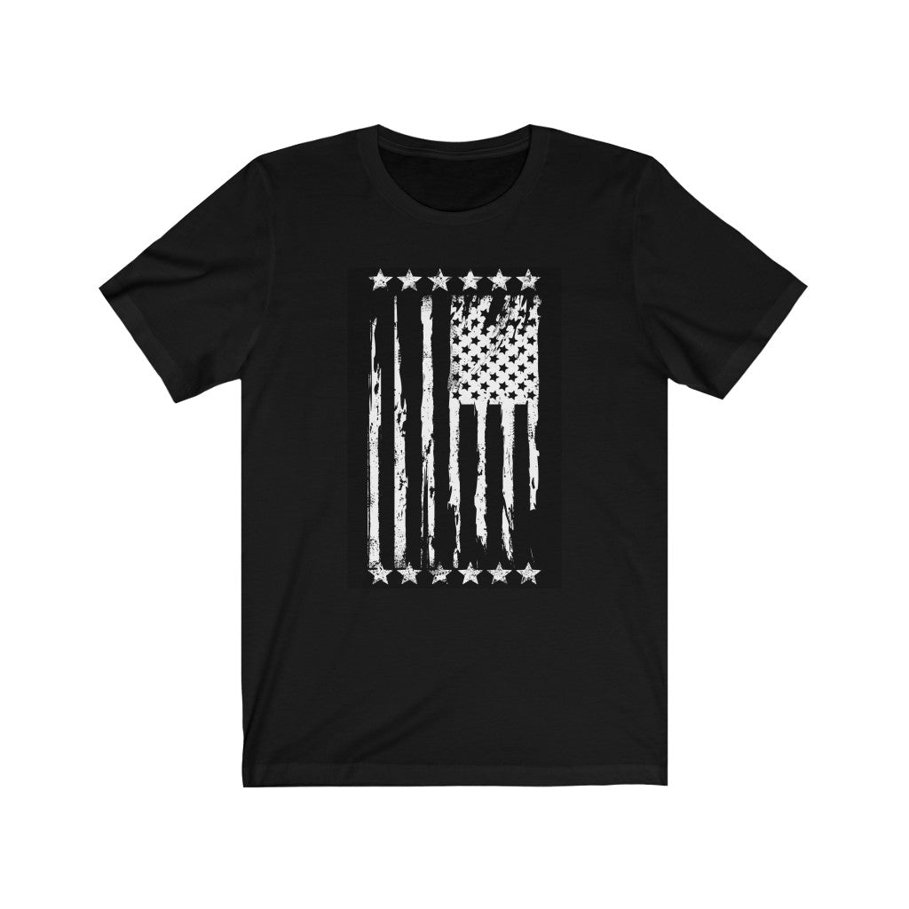 Stars & Bars Unisex Short Sleeve Tee