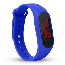 Load image into Gallery viewer, Halloween gifts LED electronic sport watch for children