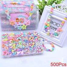 Load image into Gallery viewer, ( Halloween Gifts) DIY Handmade Beaded Toy for Children Creative