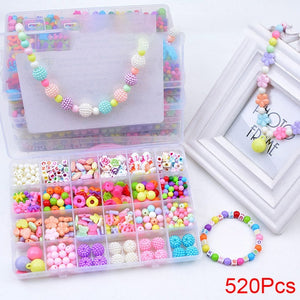 ( Halloween Gifts) DIY Handmade Beaded Toy for Children Creative