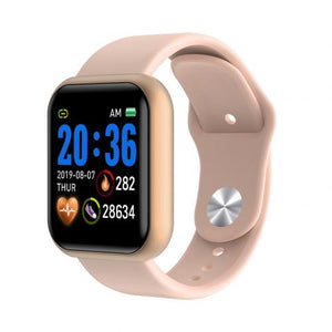 2020 Smart Watch for iOS Android Fitness Tracker