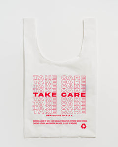 TAKE CARE Reusable Bag