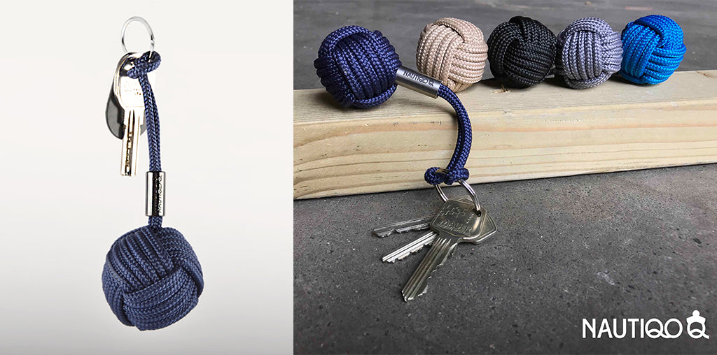 Nautical Gifts: Floating keychain