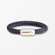 Load image into Gallery viewer, Rope Bracelet Navy
