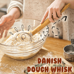 Danish Dough Whisk