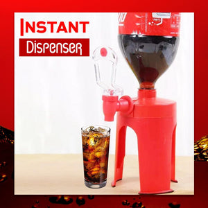 Drinks Upside Down Drinking Dispenser