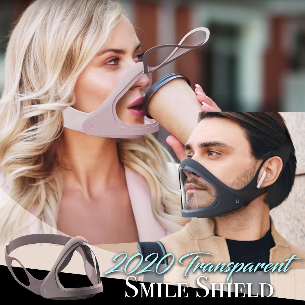 2020 Transparent Smile Shield