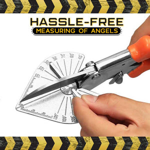 U-Shape Multi-Angles Cutter