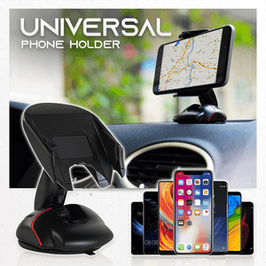 Rotatable Car Mouse-To-Phone-Holder