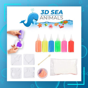 DIY Painting Water Art Crafts Toys