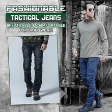 Load image into Gallery viewer, StretchFit Tactical Cargo Jeans