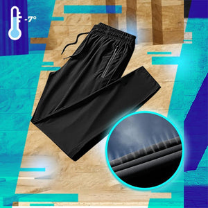 Ice Silk Breathable Casual Pants