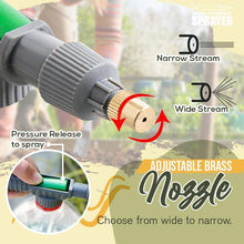 Load image into Gallery viewer, Adjustable Gardening Watering Sprayer