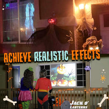 Load image into Gallery viewer, Window Halloween Funny Projector