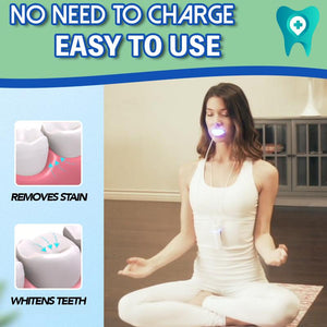 Ionic Light Teeth Whitening Brace