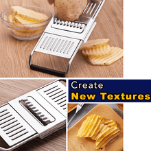 Load image into Gallery viewer, Multi-functional Food Slicer Grater
