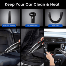 Load image into Gallery viewer, 120W 10X Car Vacuum Cleaner