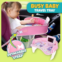 Load image into Gallery viewer, Car Baby Cartoon Safety Seat Tray