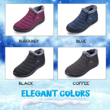 Load image into Gallery viewer, Women Waterproof Thick Fleece Boots