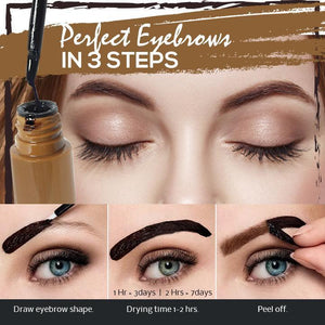 Waterproof Brow Gel Tattoo