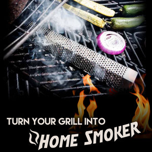 Smoker Grill Tube
