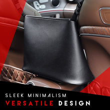 Load image into Gallery viewer, Car Leather Pocket Handbag Holder