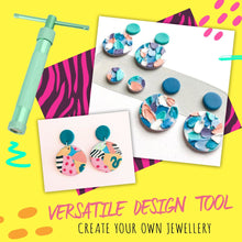 Load image into Gallery viewer, Polymer Clay Squeeze Tube Set