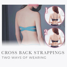 Load image into Gallery viewer, Wire-Free Seamless Front Buckle Strapless Innerwear